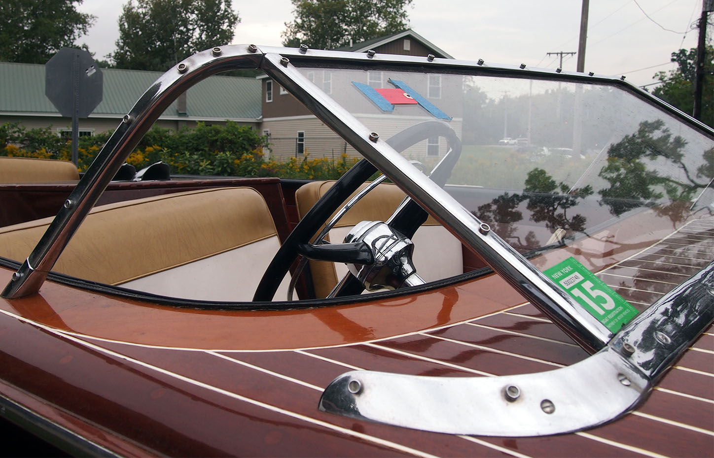 windshield and deck detail author hull ray