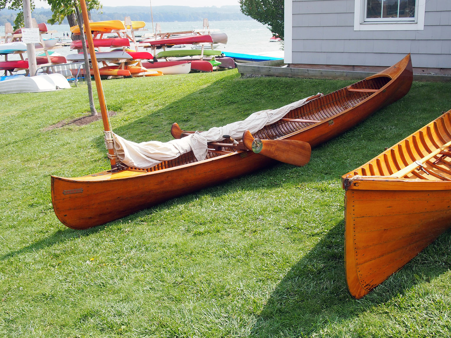 early st lawrence rowers and canoe author hull ra ray