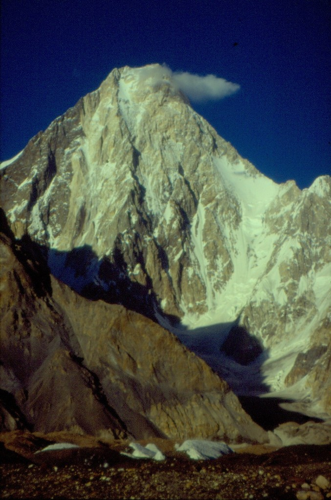 gasherbrum the shining wall author ezio bonsig bonsignore