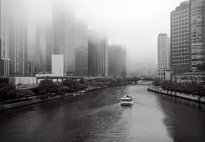 up the chicago river author meluso louis