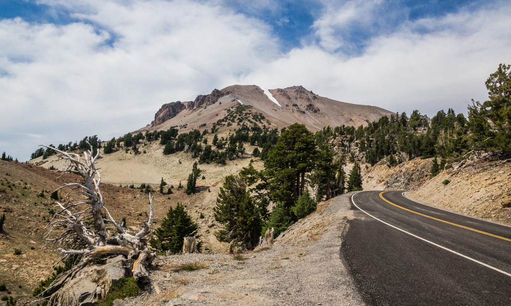 the road to lassen peak enlargeable author downs jim