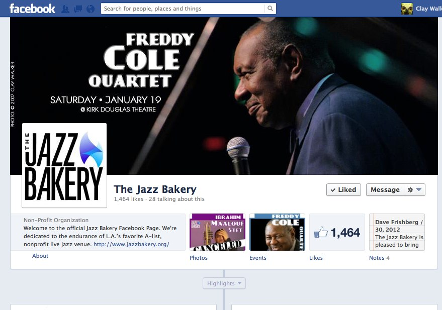 freddy cole photo by clay walker for the jazz bake