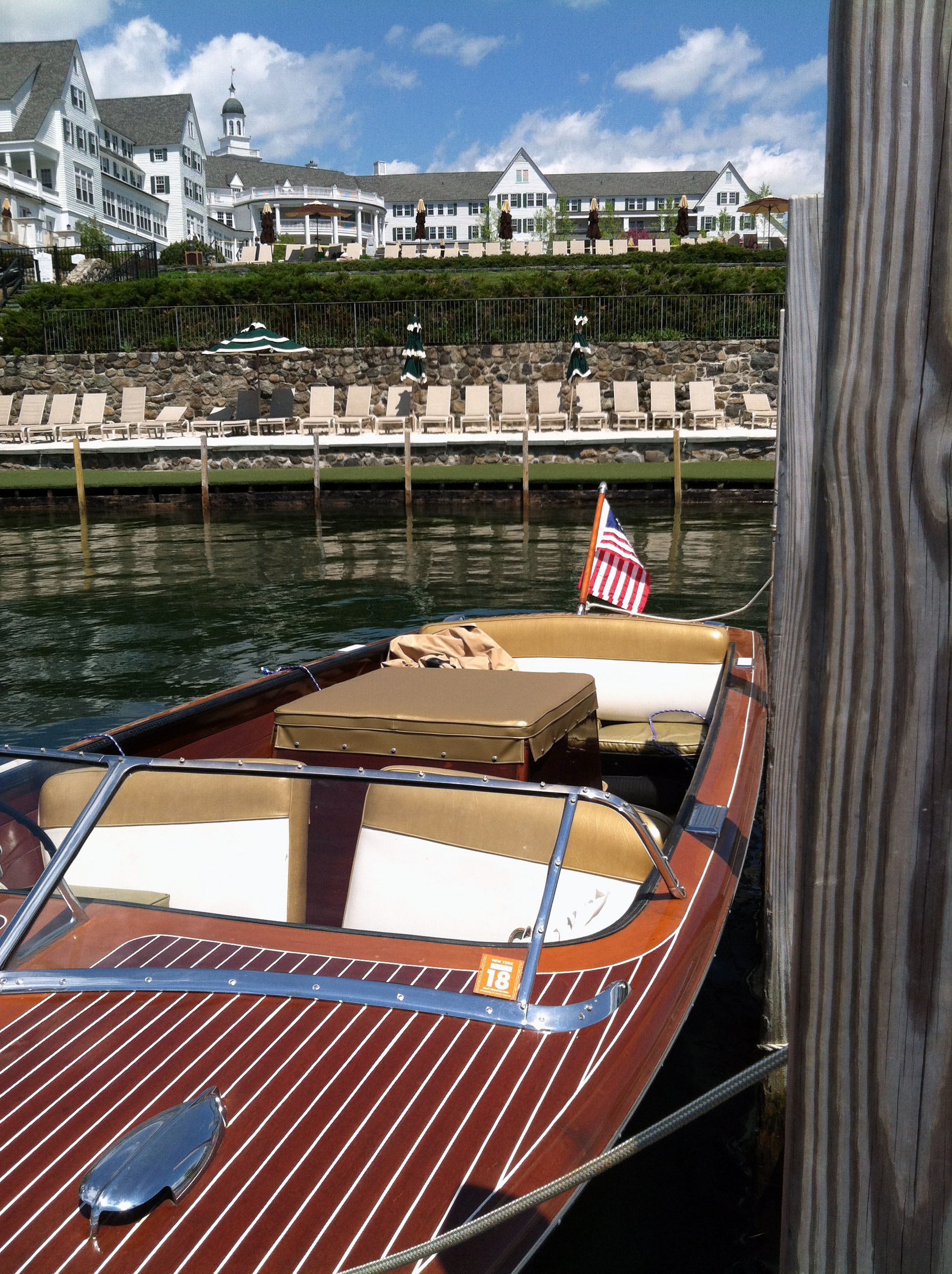 lunch at the sagamore author hull ray