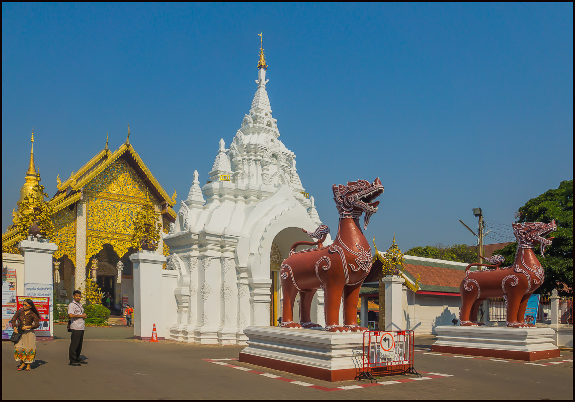 lamphun thailand temple complex larger author do downs jim