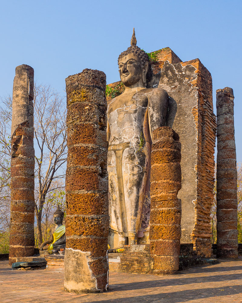hilltop ruins at sukhothai large available autho downs jim