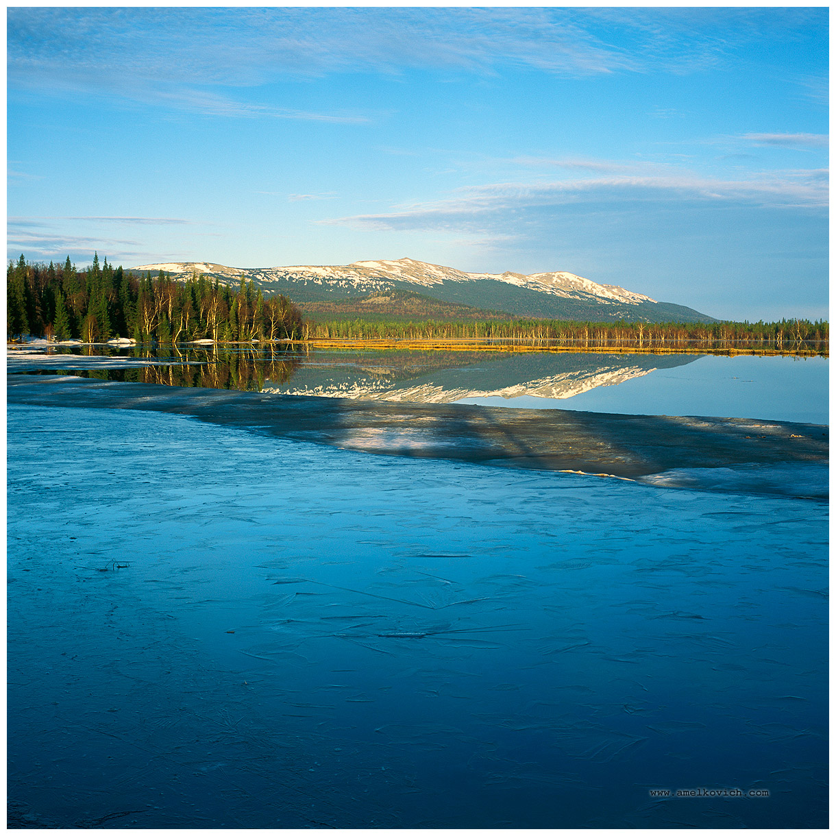 tuluk lake may author amelkovich igor