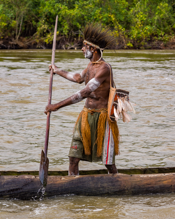 asmat warrior in attack mode author downs jim