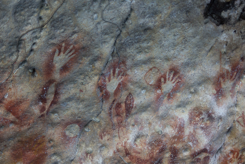 paleolithic indonesian rock art author downs jim