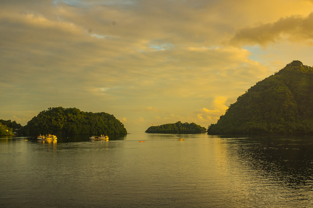 evening in the banda islands see large author do downs jim