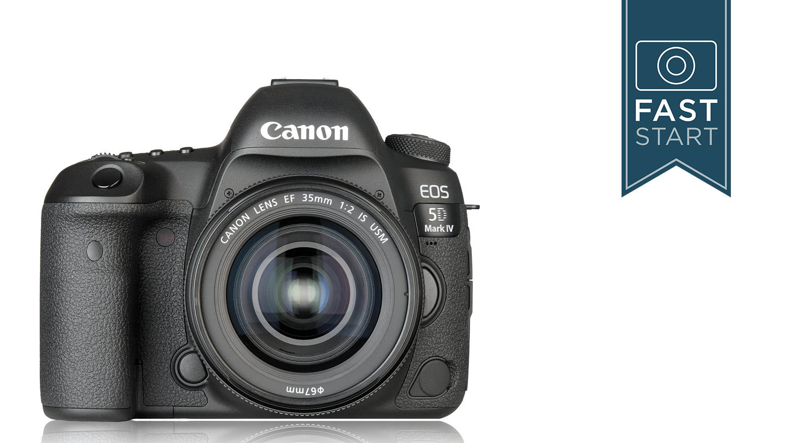 Canon 5D Mark IV Fast Start