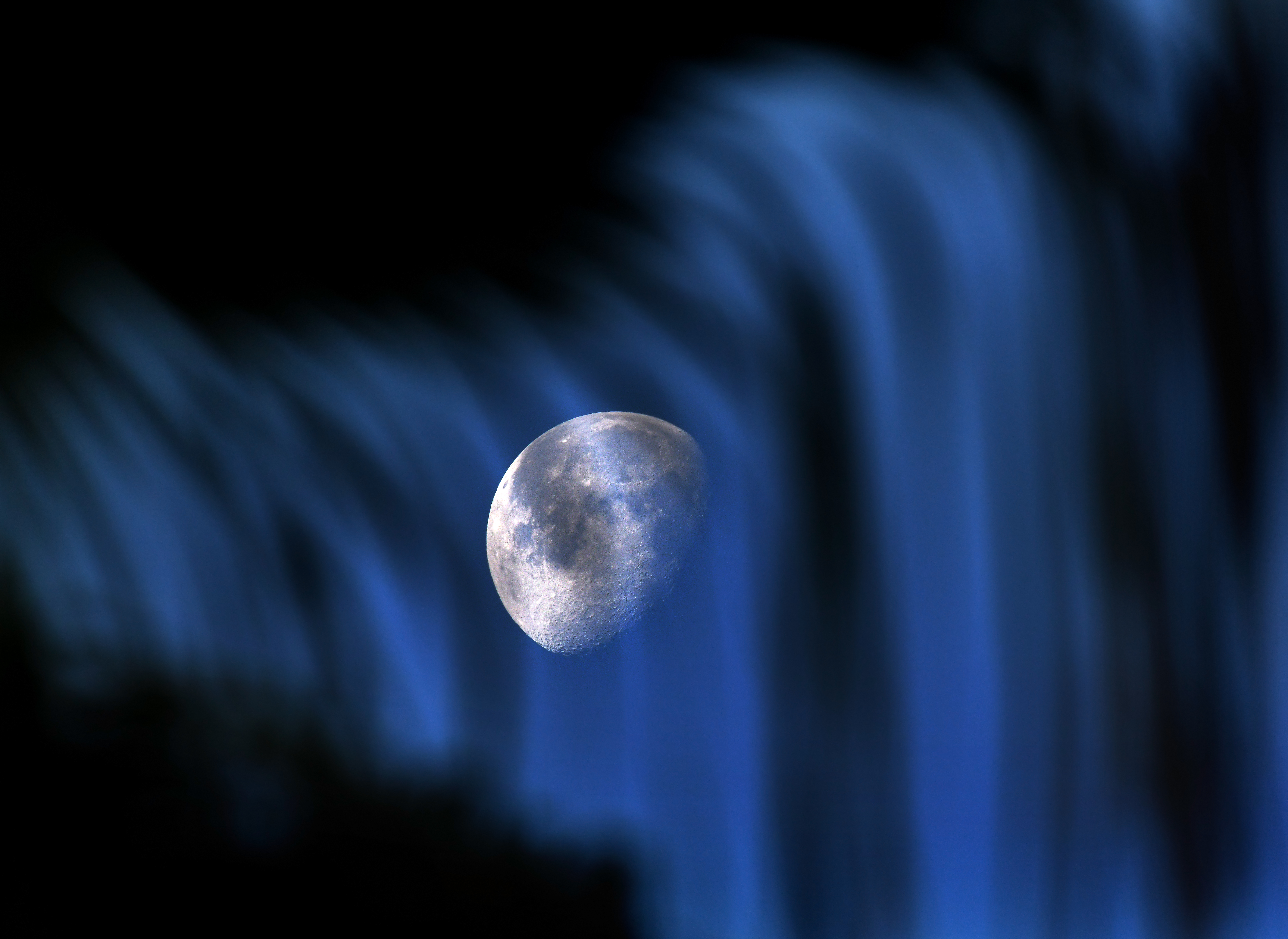 moon through a waterfall author reed james i am