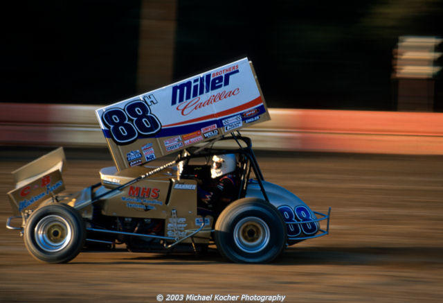 the h of fred rahmer with a special paint scheme g kocher wwwmichaelkochercomphoto michael