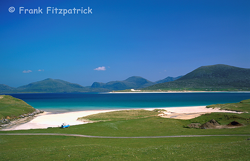 beach isand of harris outer hebrides scotland uk fitzpatrick frank