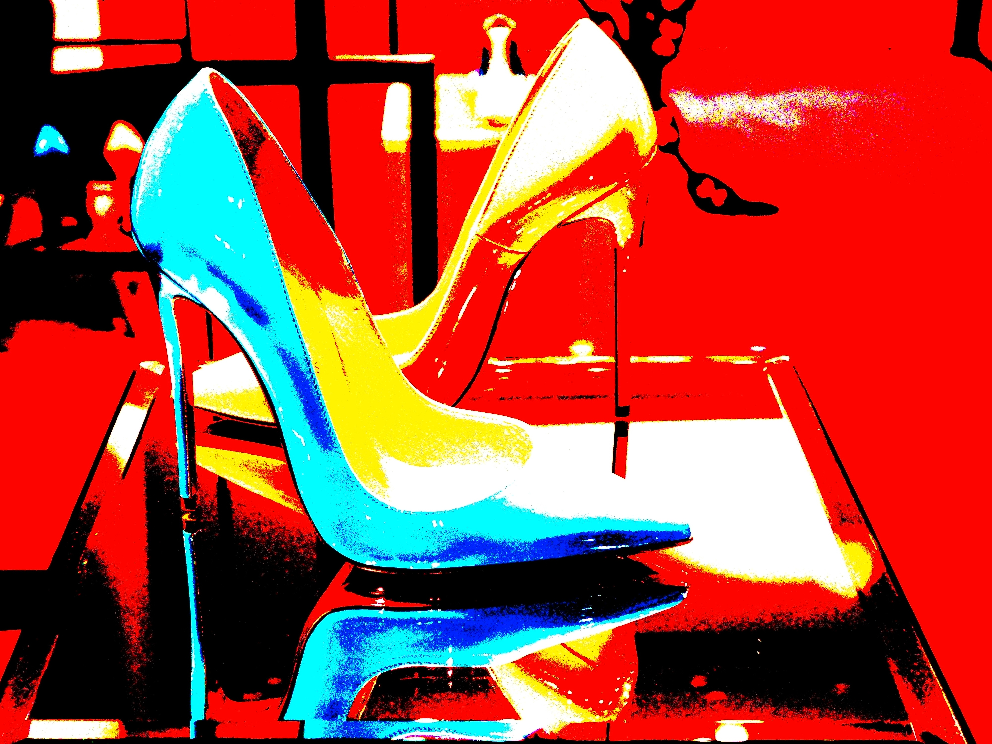 two high heels author dreizler bob taken thru sa