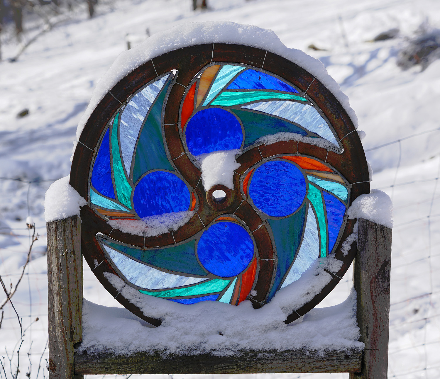 cold art author sava gregory and verena thanks