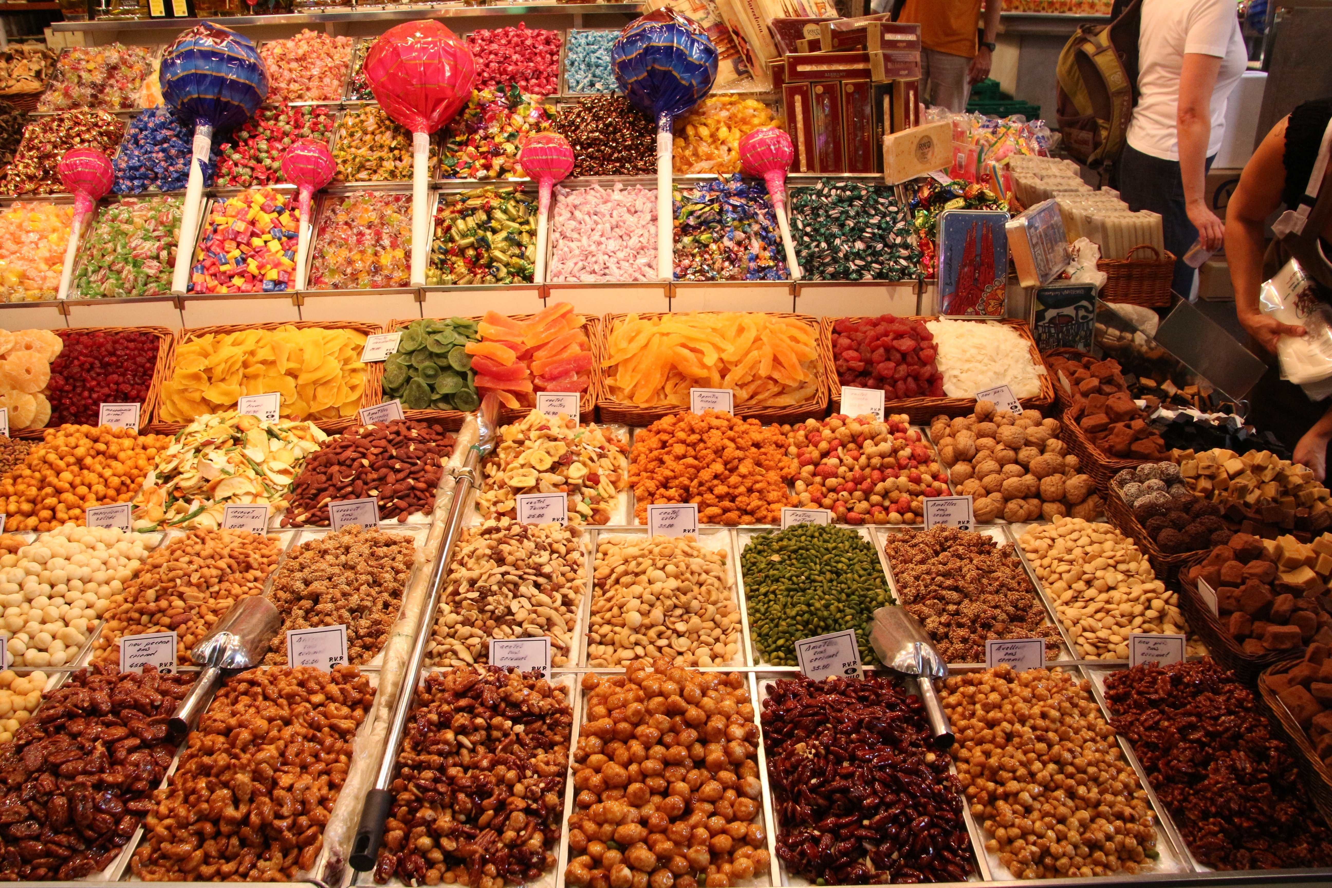 nuts dried fruits and candy author lucke charlie