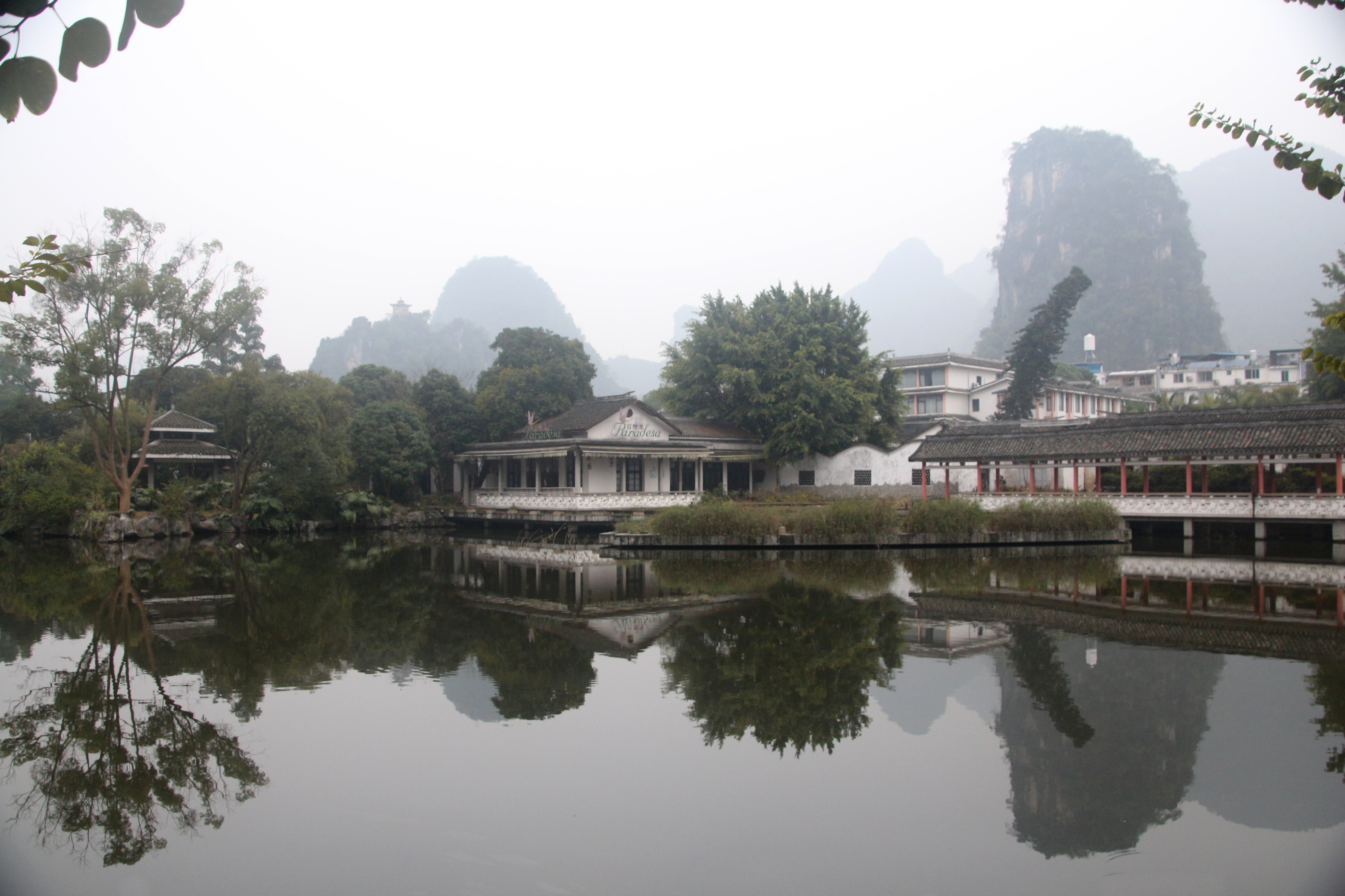 reflection in yangshuo author lucke charlie this