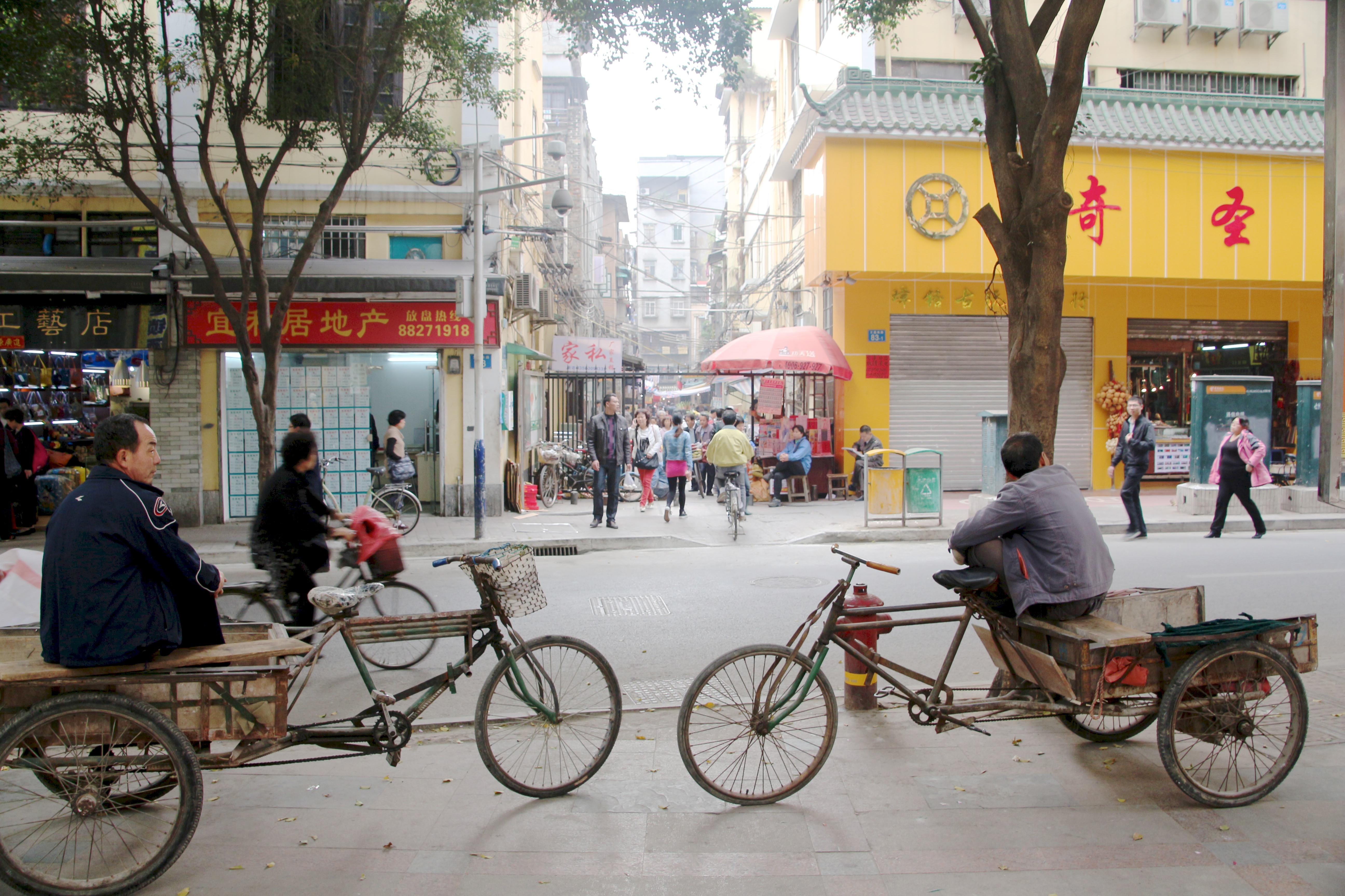 old town guangzhou author lucke charlie another