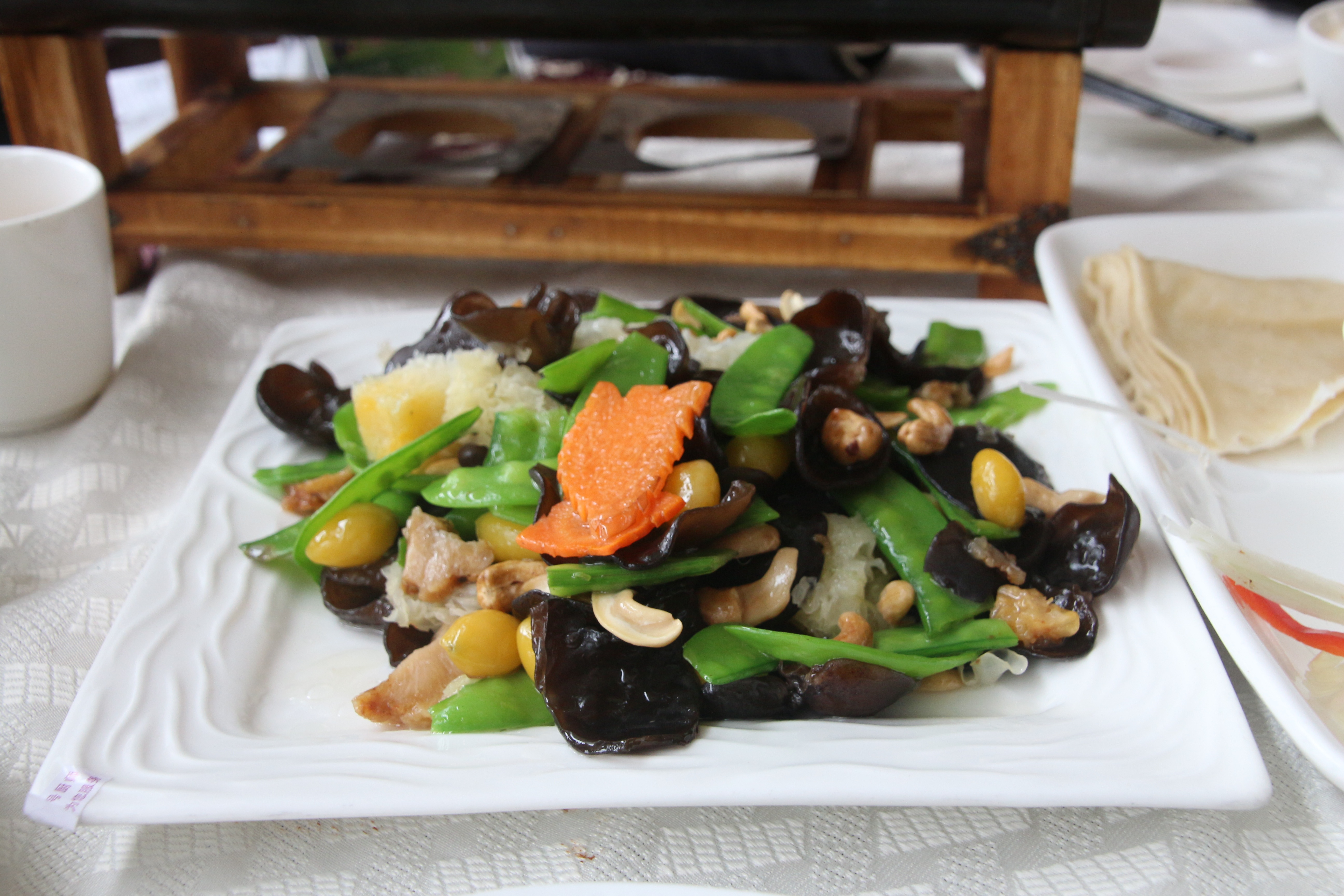 mixed vegetables author lucke charlie prepared a