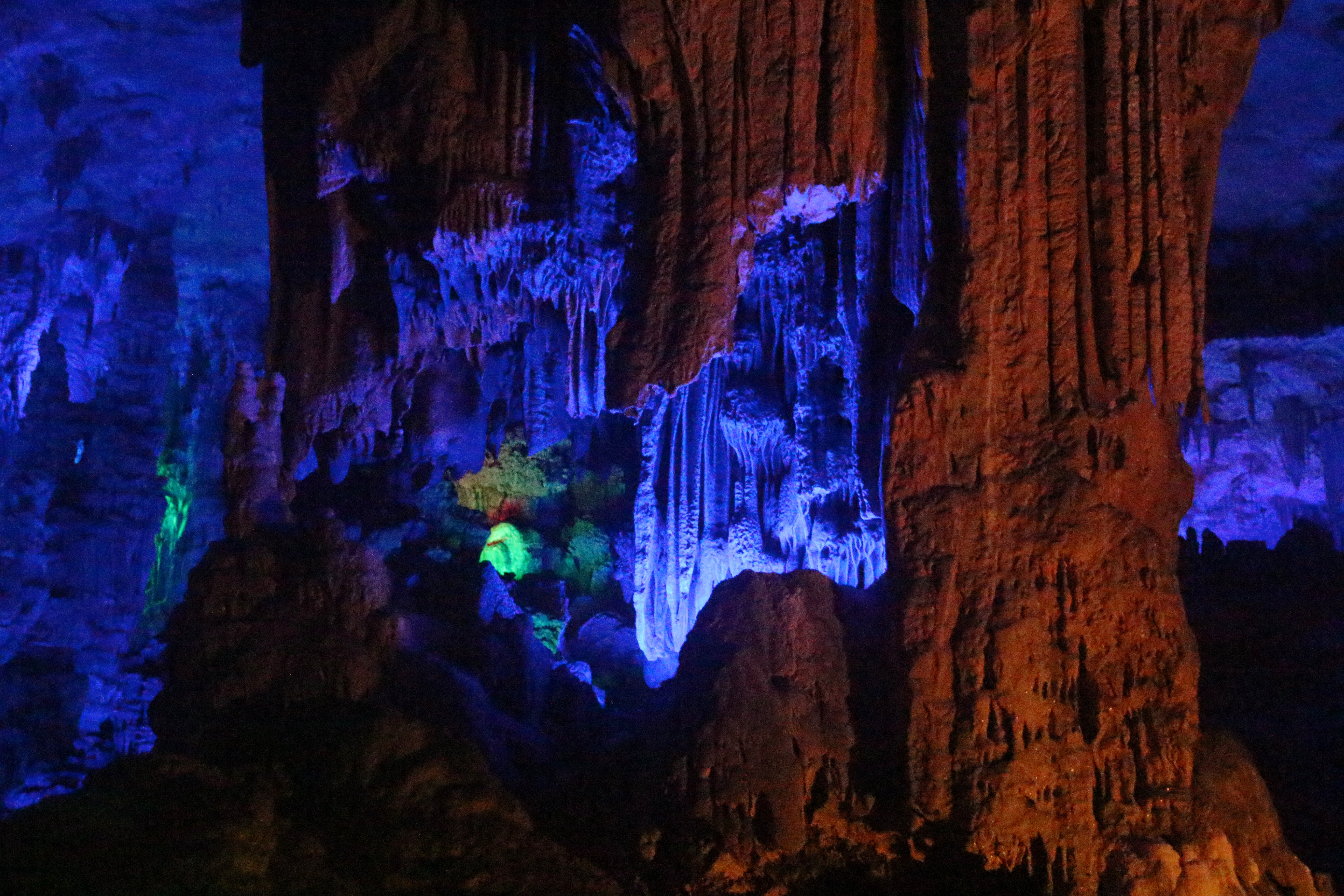 reed flute cave author lucke charlie