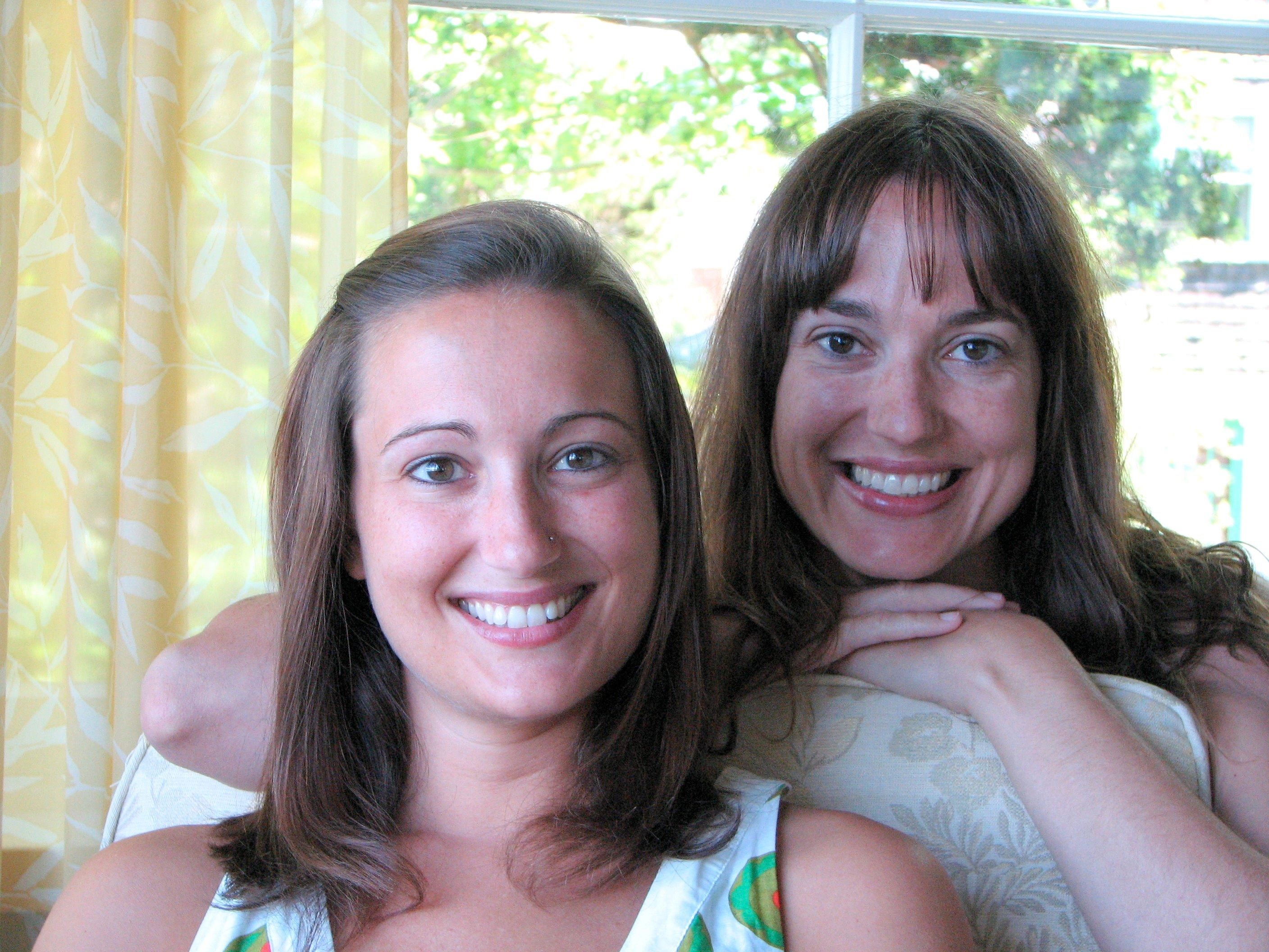 sisters author lucke charlie first time we met t