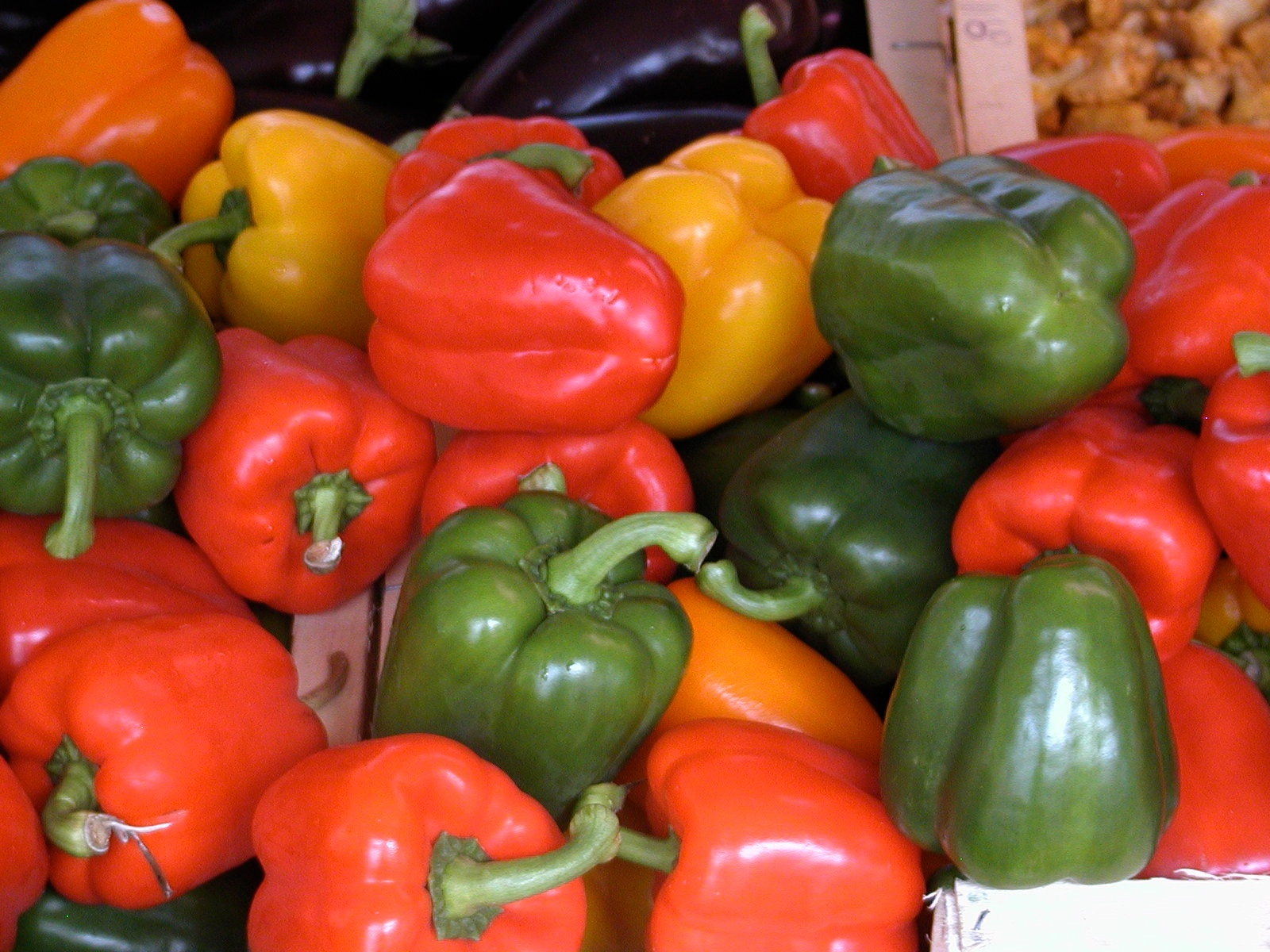 mixed peppers author lucke charlie don t like gr