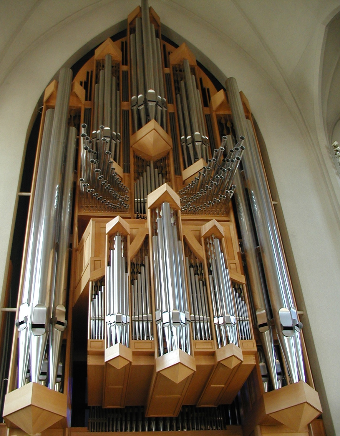 cathedral organ pipes author lucke charlie conte