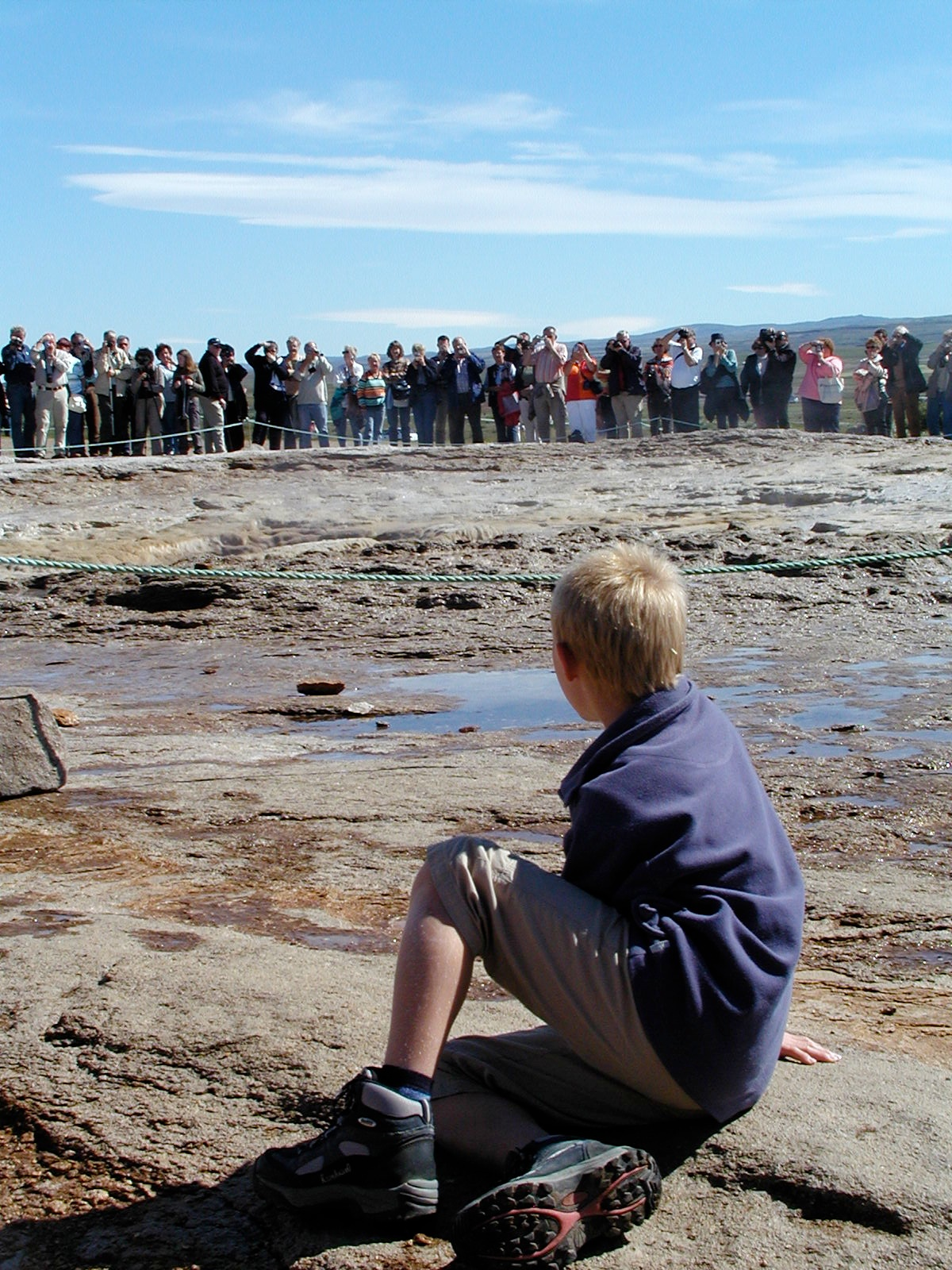 waiting for the geysir to blow author lucke charl charlie
