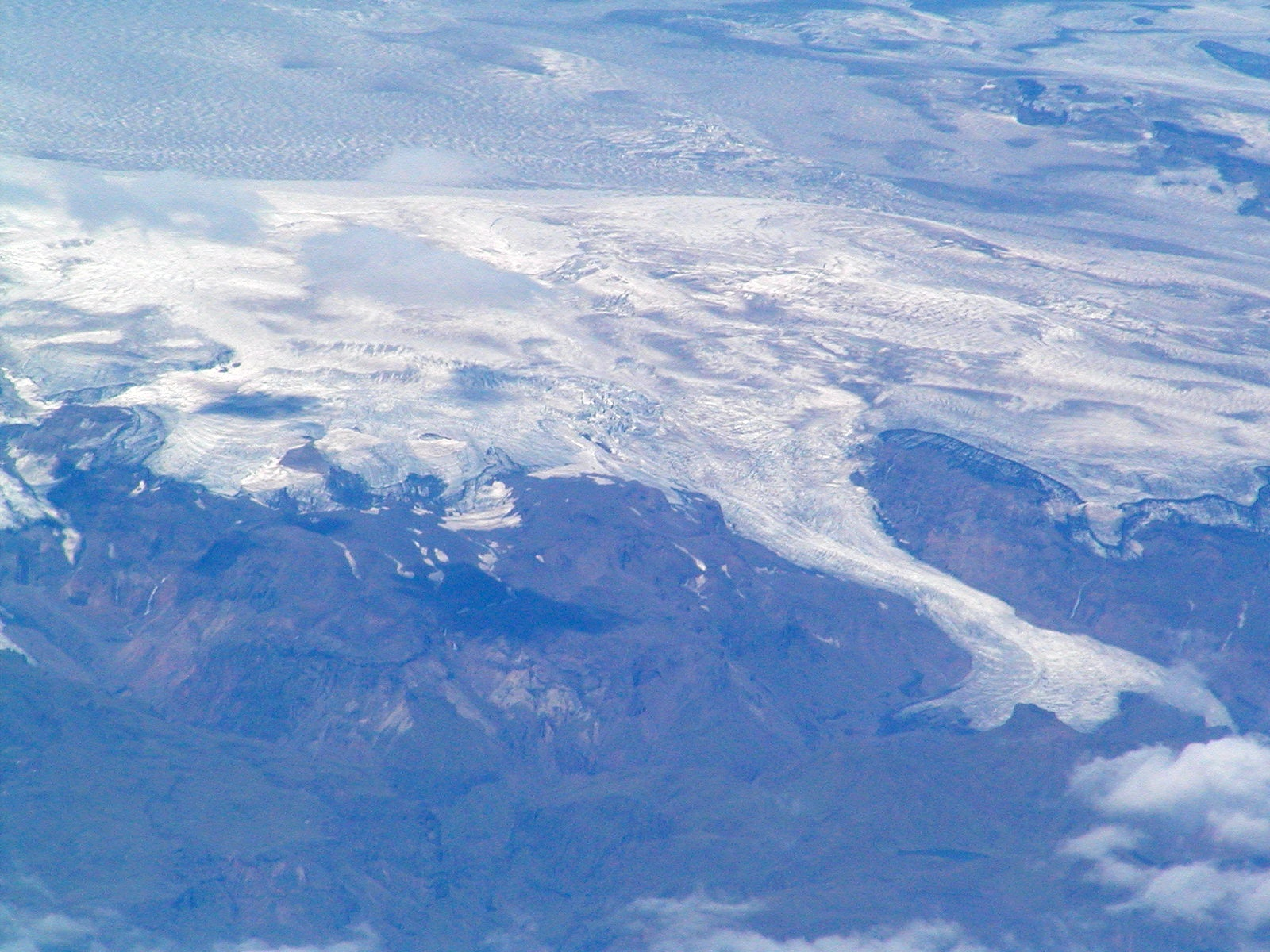 iceland galciers from the air author lucke charli charlie
