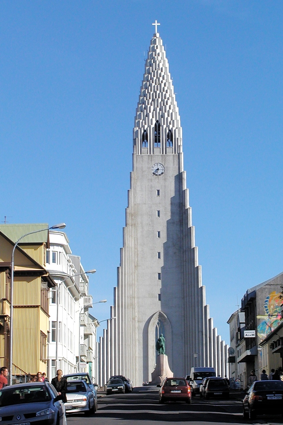 iceland cathedral author lucke charlie street vi