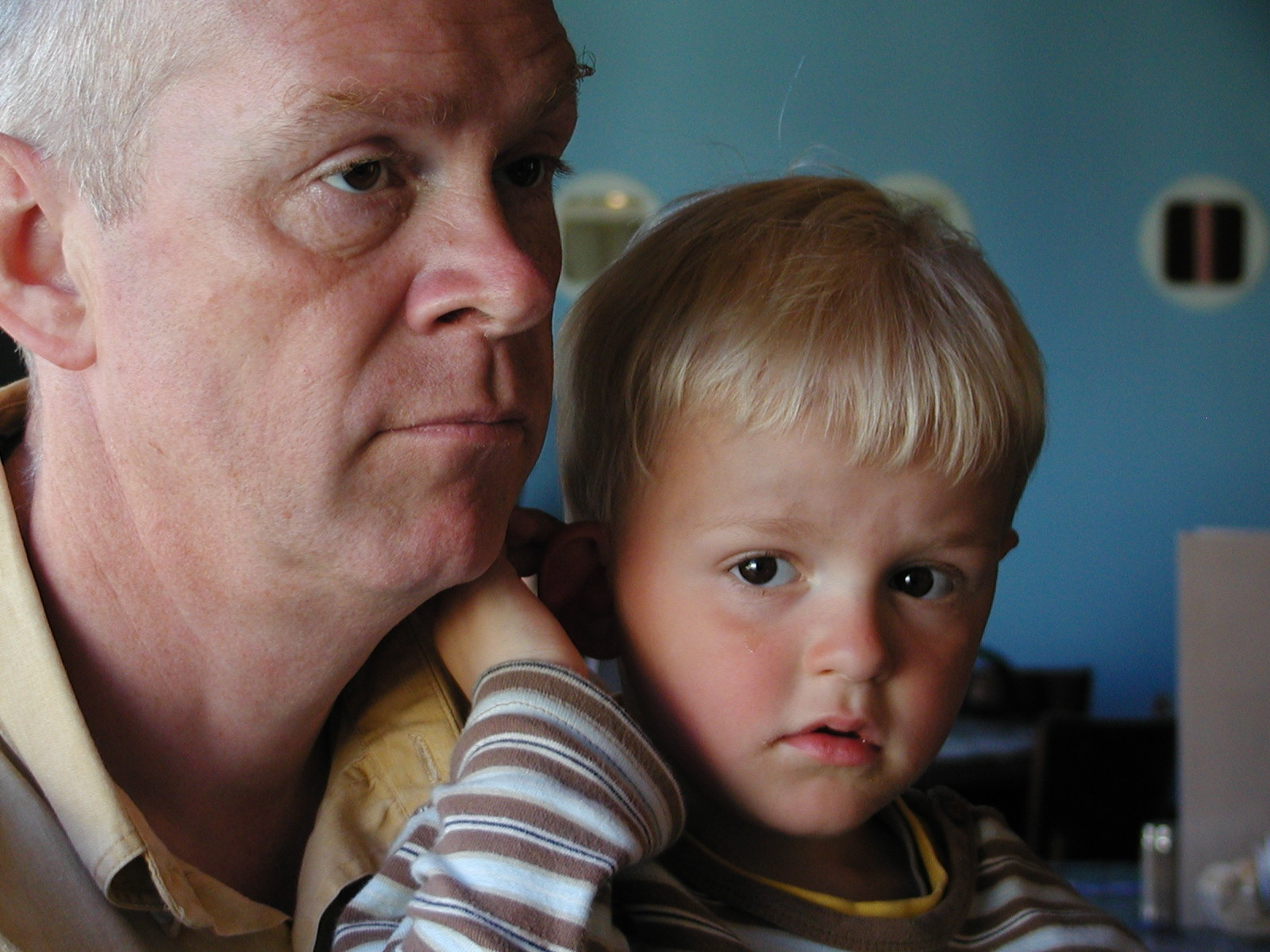 father and son author lucke charlie