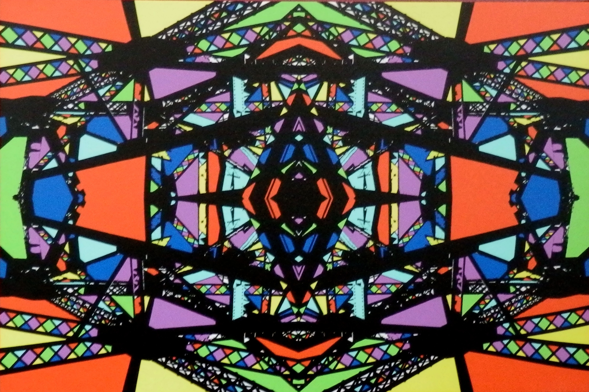 kaleidoscope author lucke charlie add color and