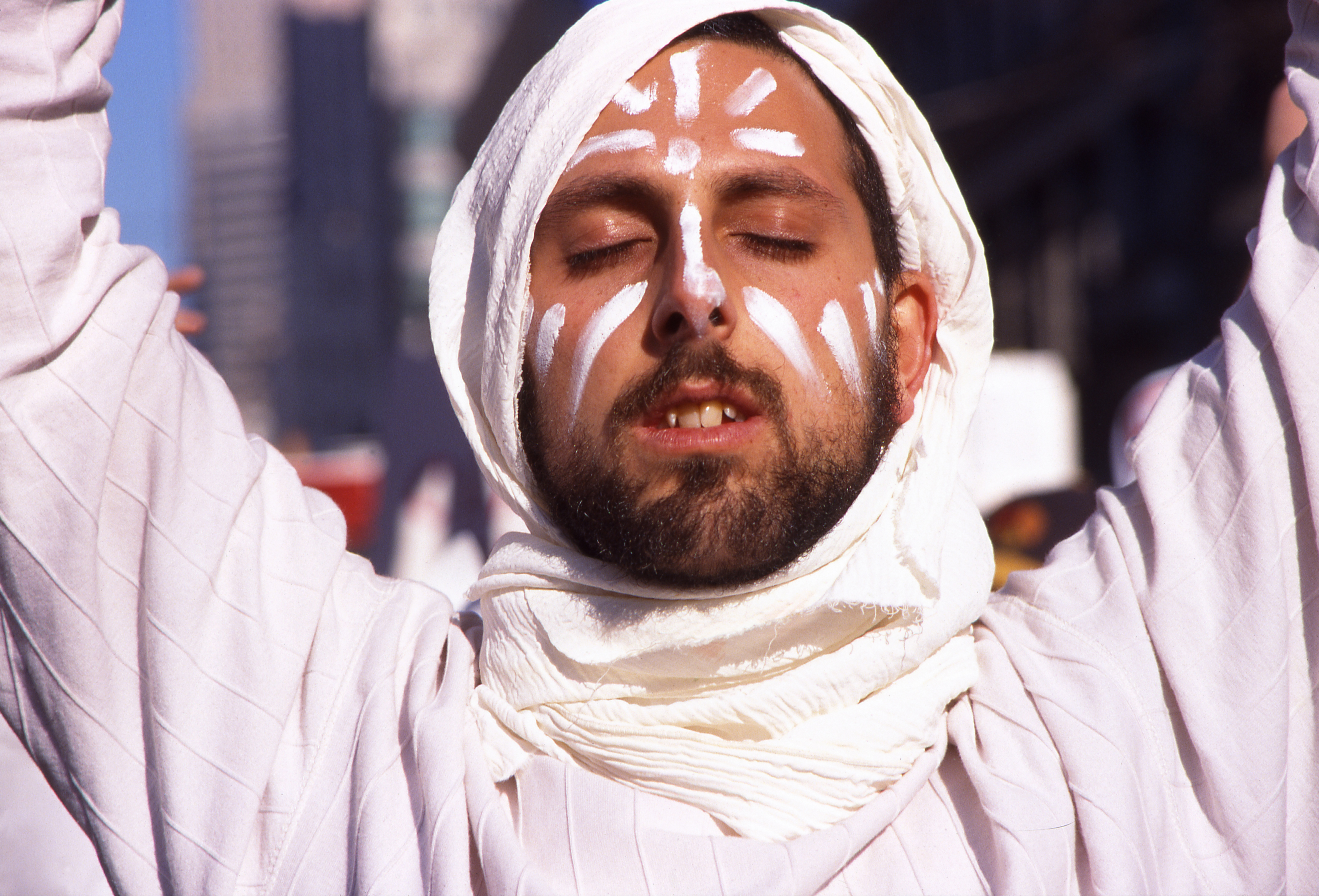 peace brother author lucke charlie iraq war demo