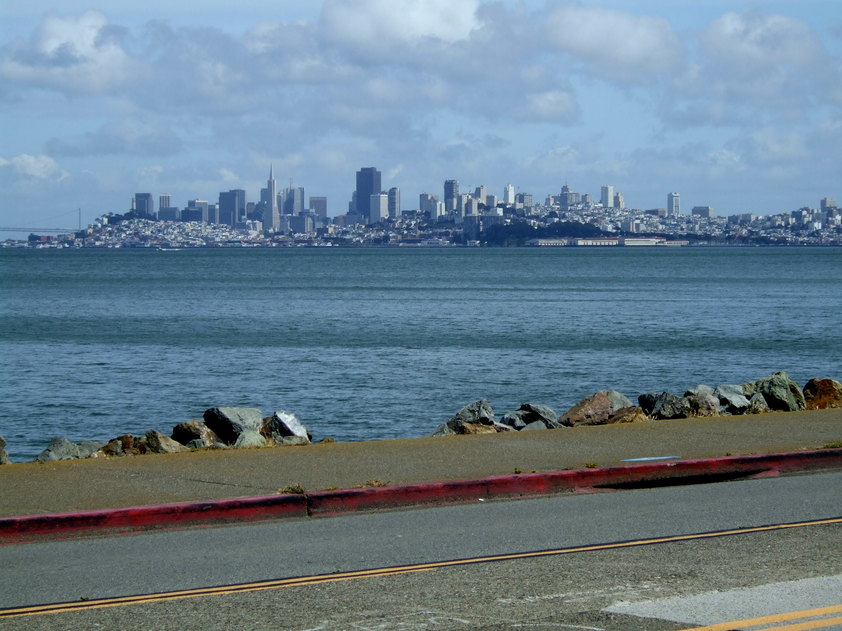 view from sausalito author lucke charlie