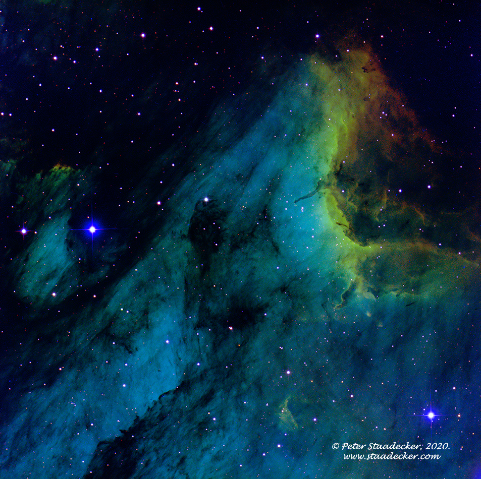 the pelican nebula light years away author staad staadecker peter