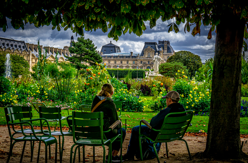 tuileries paris author bloy bruce