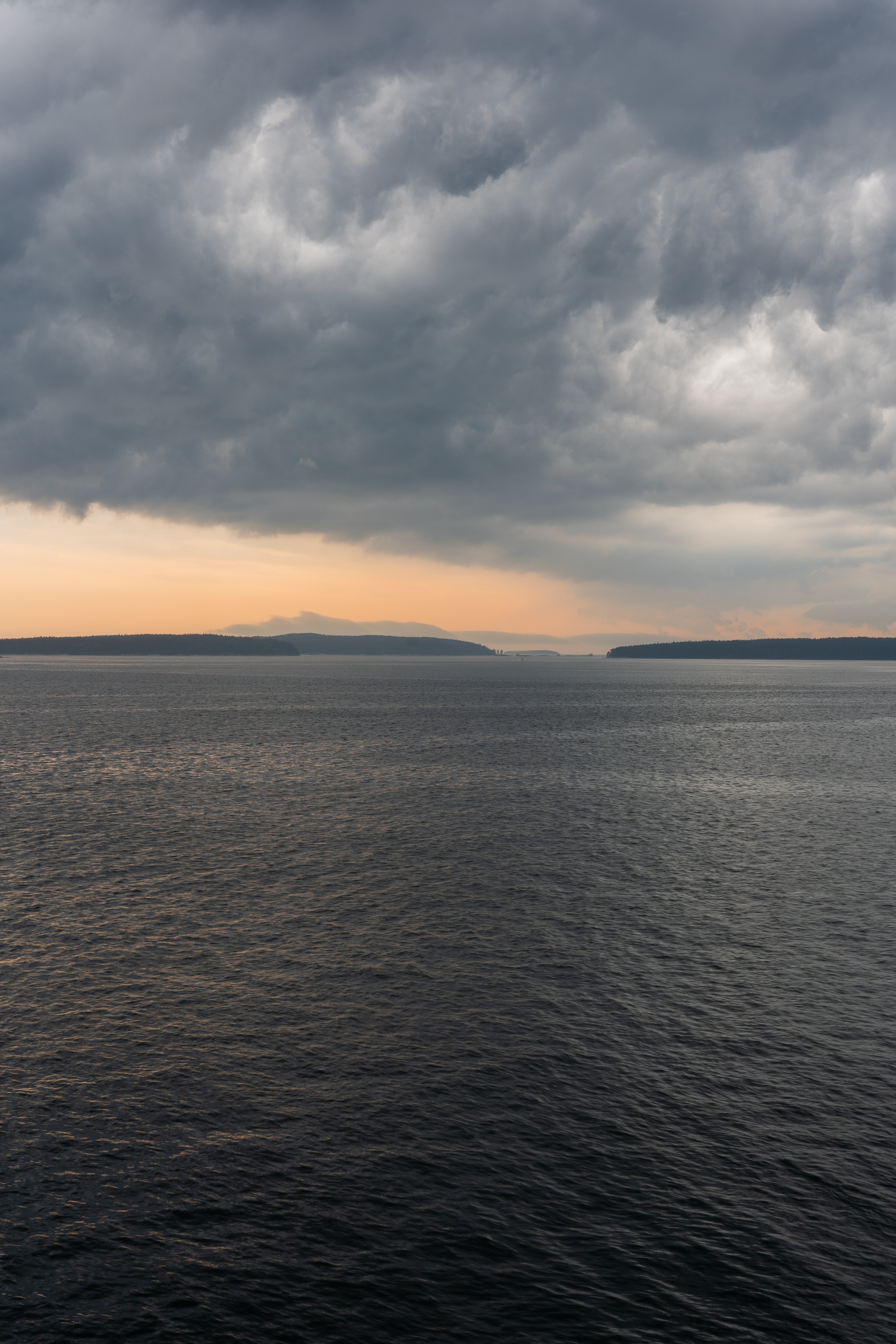 storm approaching at acadia national park author belikoff alexander