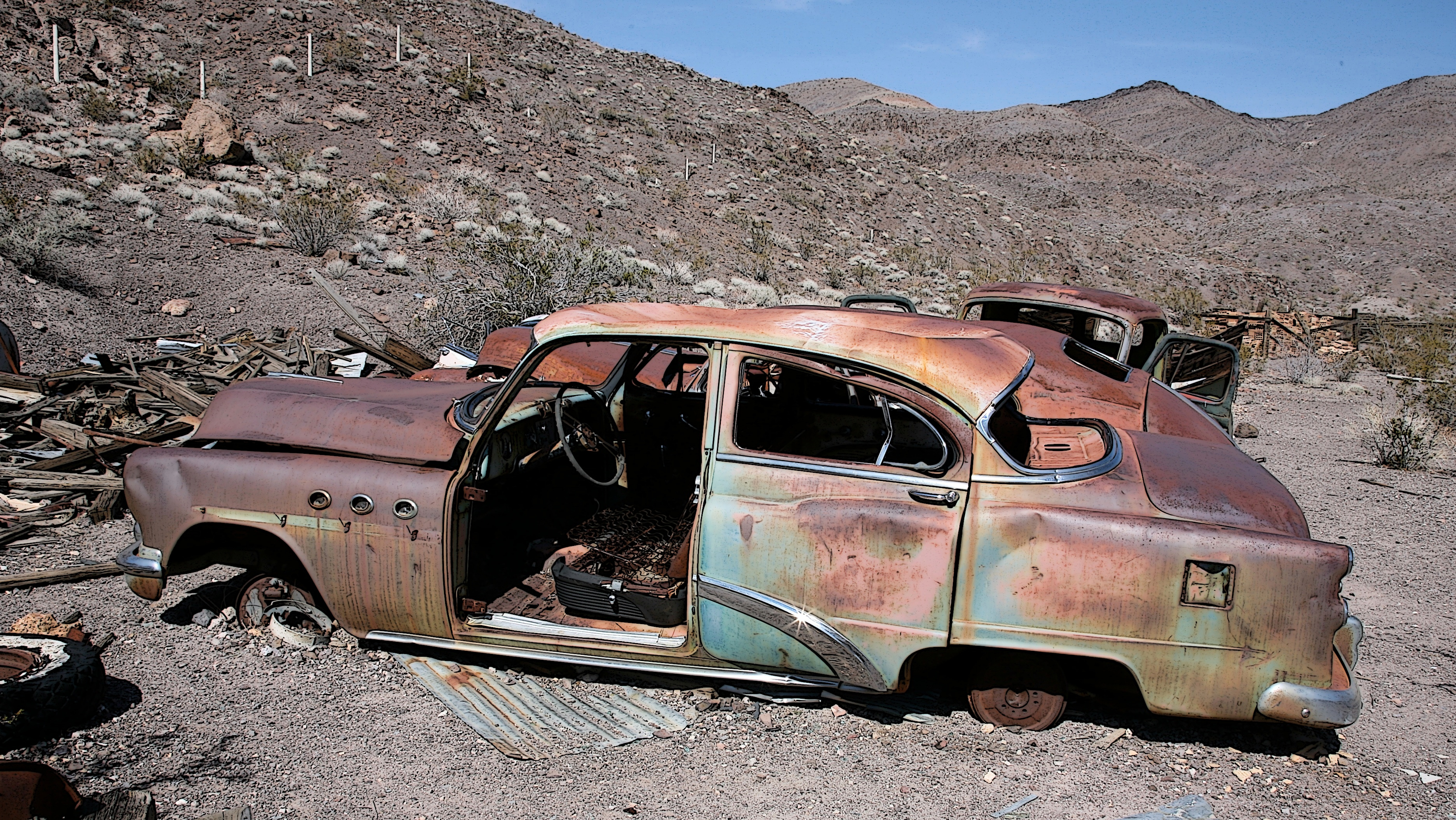 buick has seen better days author lucke charlie