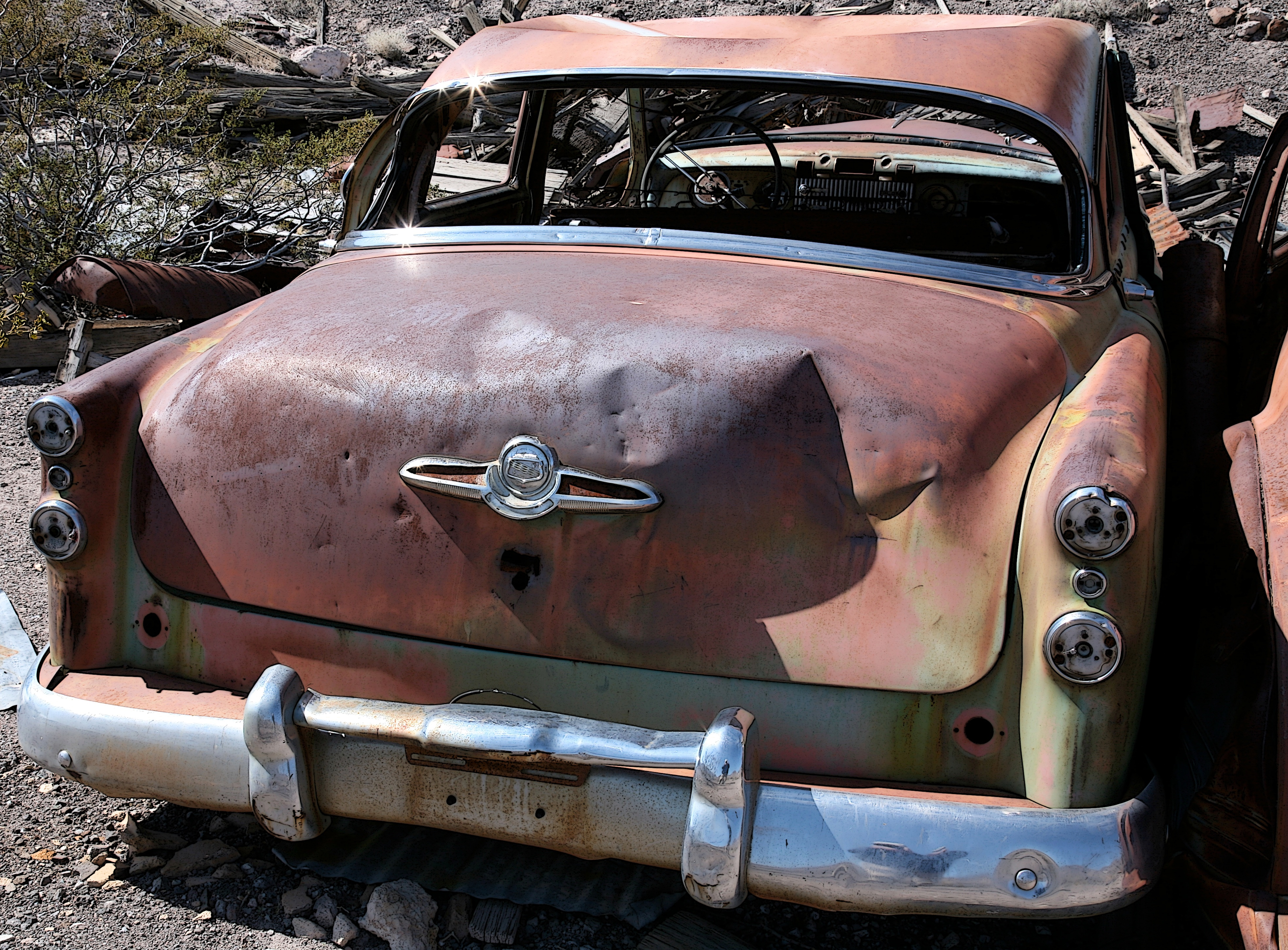 buick rear view author lucke charlie