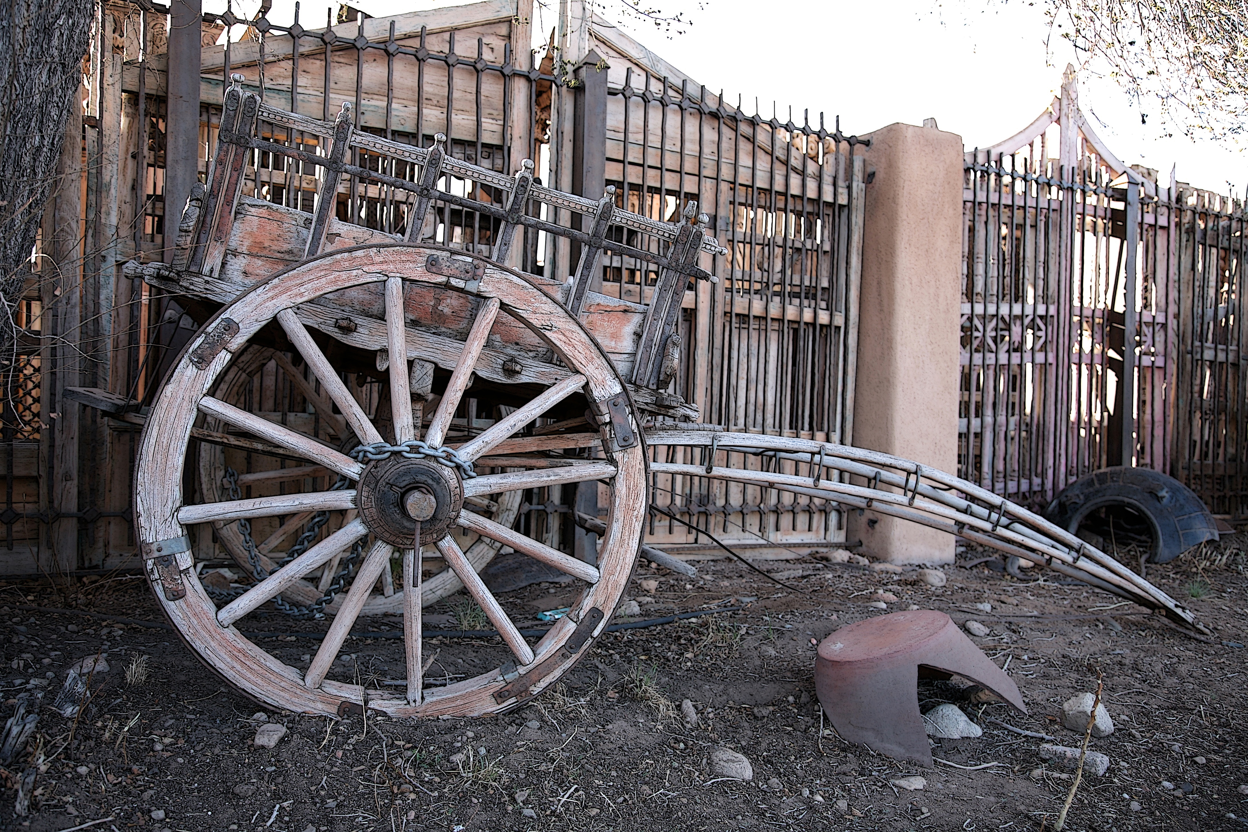 antique wagon author lucke charlie
