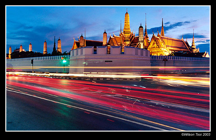 traffic at grand palace red author tsoi wilson