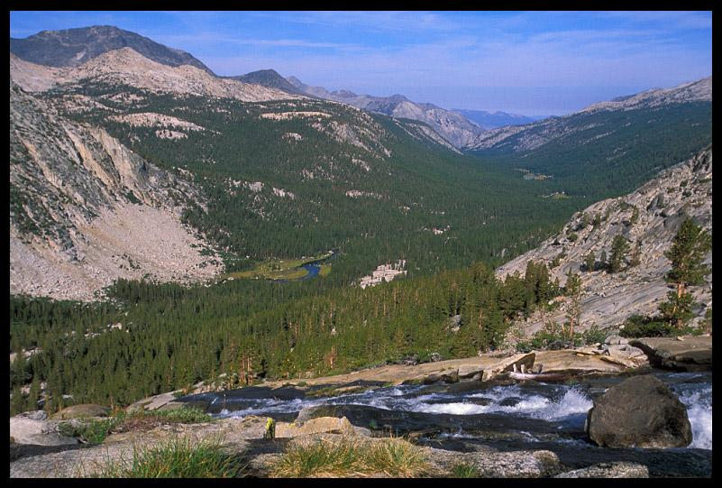 evolution valley from lake outlet autho ernst brian