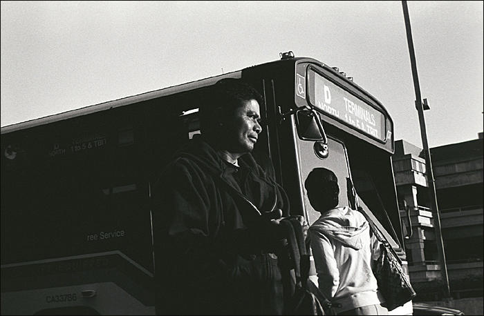 figures and bus author ray