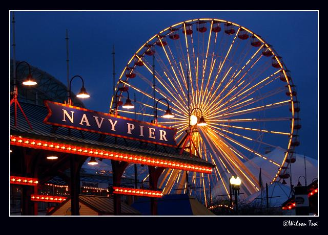 navy pier ferris wheel author tsoi wilson