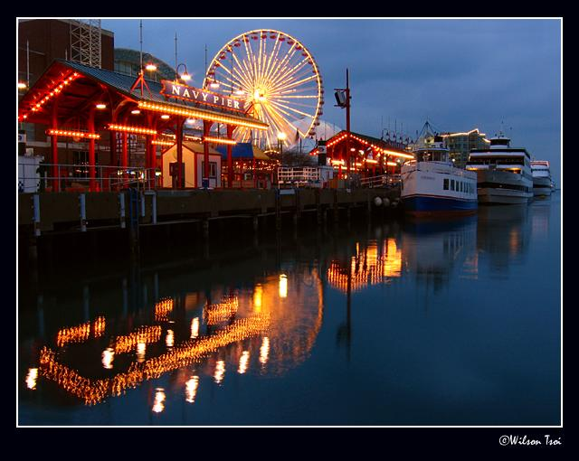 quite night at the pier author tsoi wilson