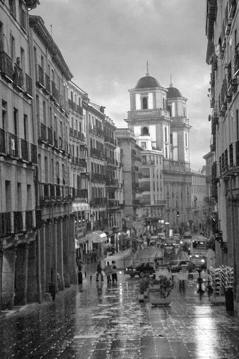rain on madrid author dupin eric