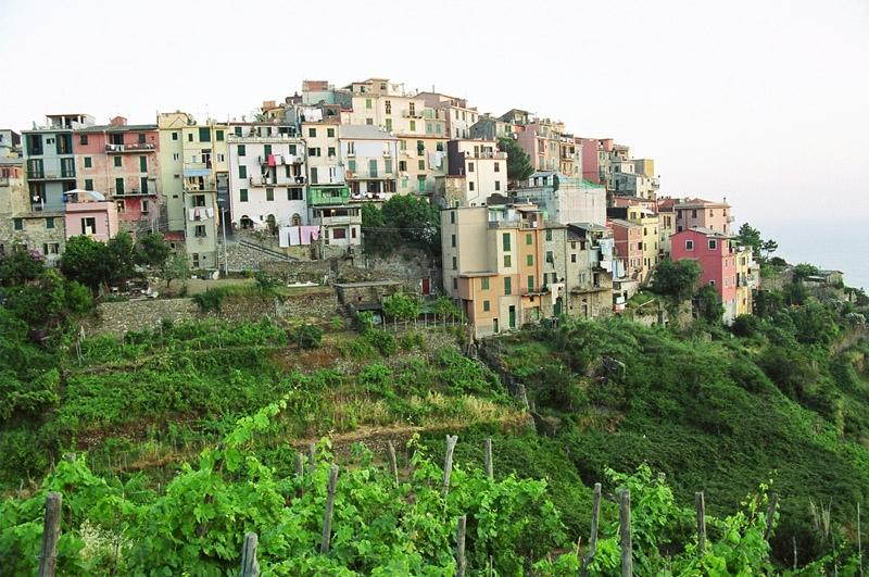 from the cinque terre author ilnyckyj milan