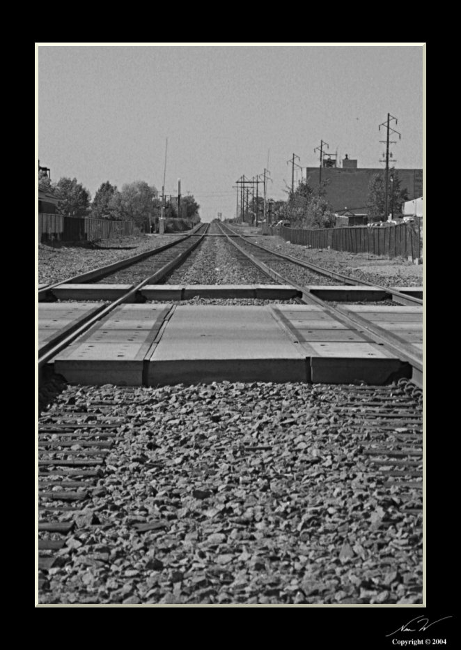 railroad tracks author schlecht nem w