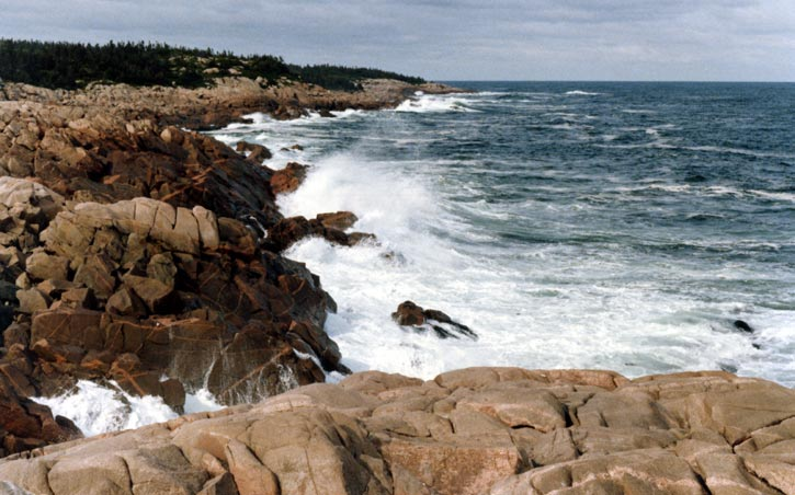 cape breton coast line author brooks david