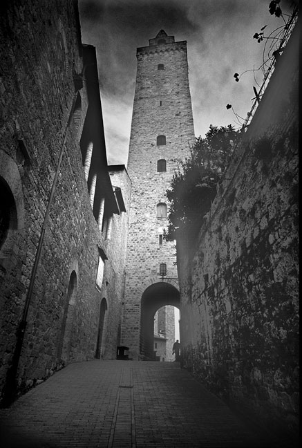 tower of san gimignano author mckenzie dennis